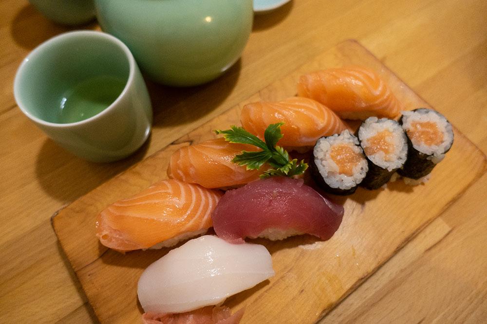 Mono Sushi Bar Sushi (c) STADTBEKANNT
