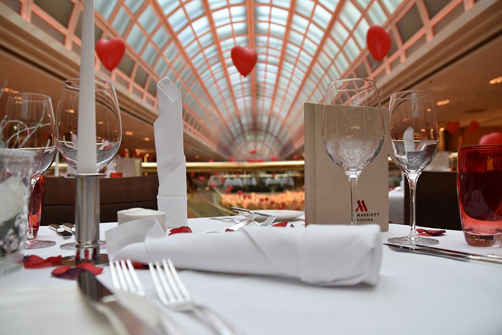 Valentinstag (c) Vienna Marriott Hotel