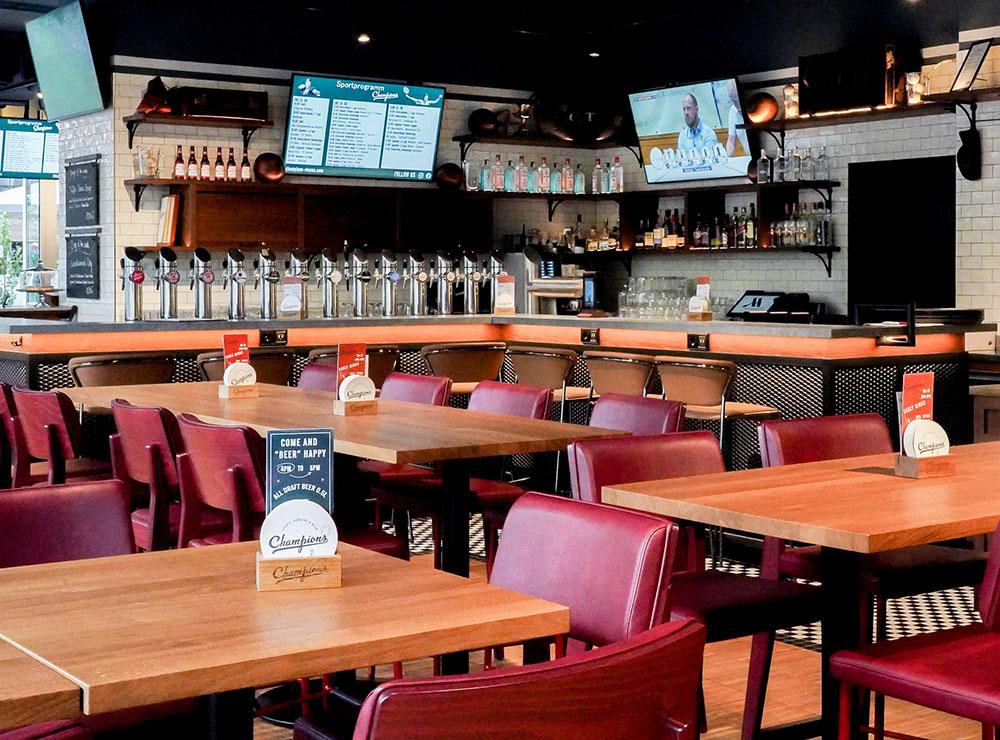 Champions Sports Bar (c) Champions Sports Bar