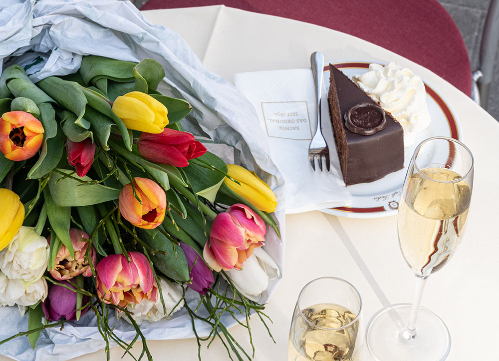 Café Sacher Torte (c) Hotel Sacher