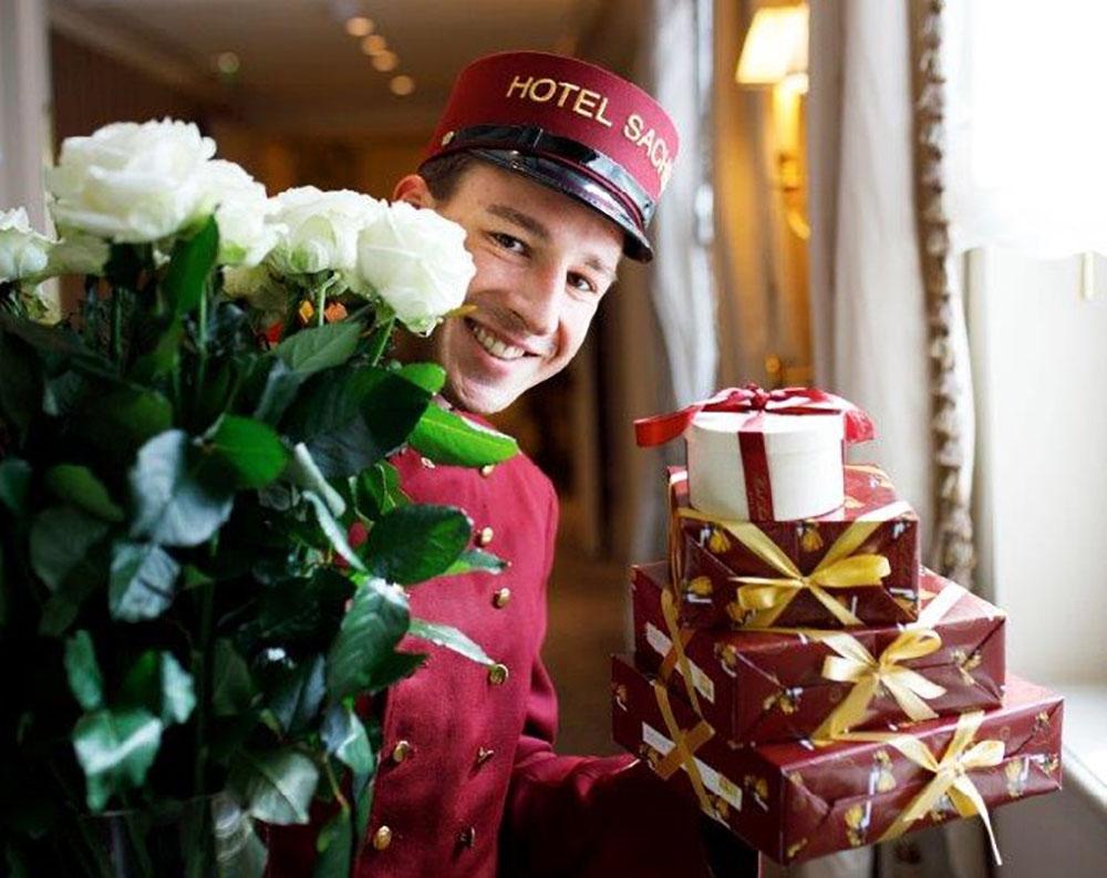 Hotel Sacher Wien - Rigaud-Page VI (c) Hotel Sacher